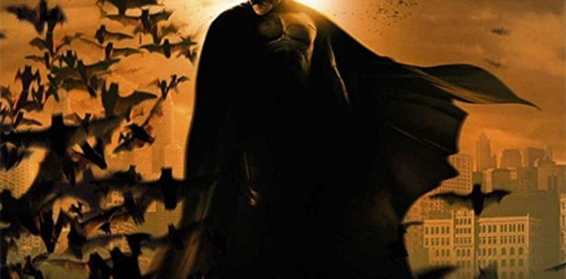 BATMAN BEGINS (2005) MOVIE REVIEW