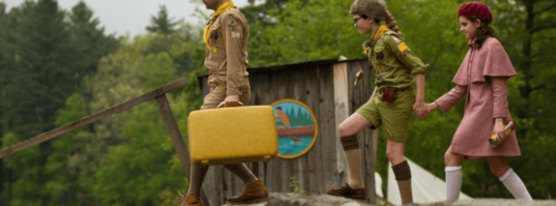 moonrise kingdom film summary