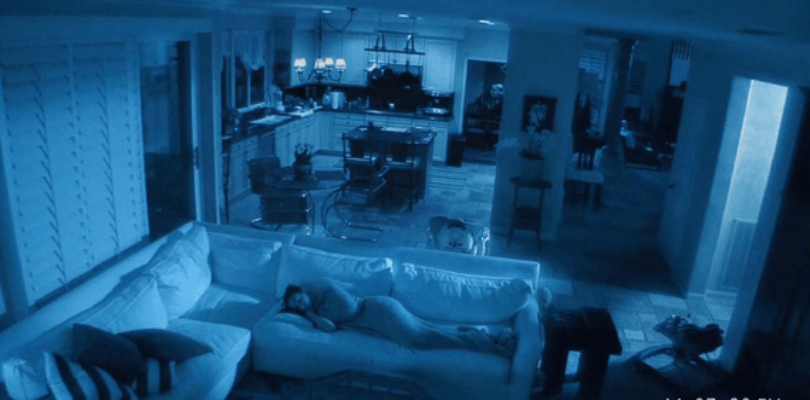 Image for Paranormal Activity 2 film summary