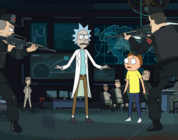 Rick And Morty Season 3 Scene