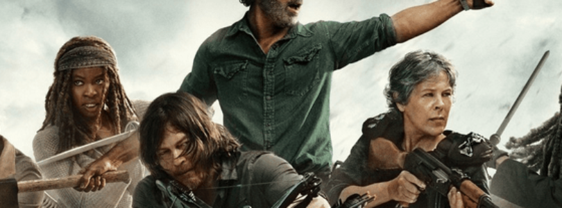 Walking Dead Season 8 poster