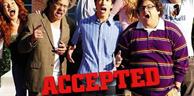 ACCEPTED (2006) MOVIE REVIEW