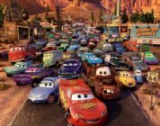 CARS (2006) MOVIE REVIEW
