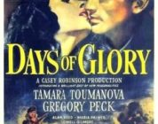 DAYS OF GLORY (1944) MOVIE REVIEW
