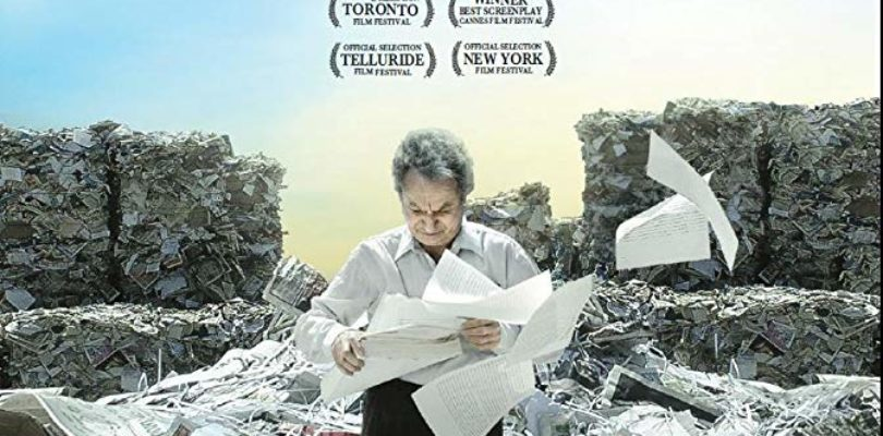 FOOTNOTE (2011) MOVIE REVIEW