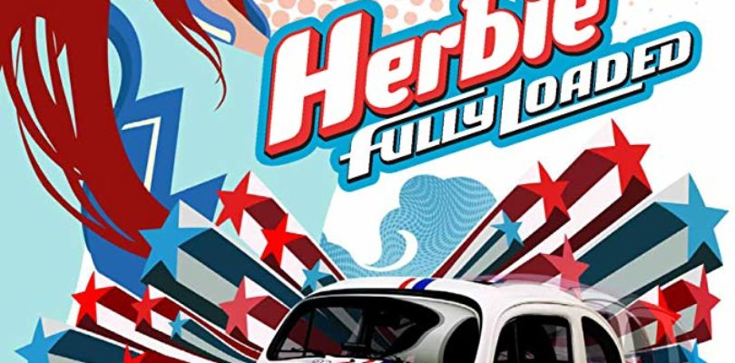 HERBIE: FULLY LOADED (2005) MOVIE REVIEW