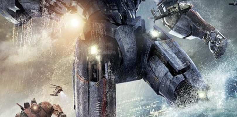 PACIFIC RIM (2013) MOVIE REVIEW