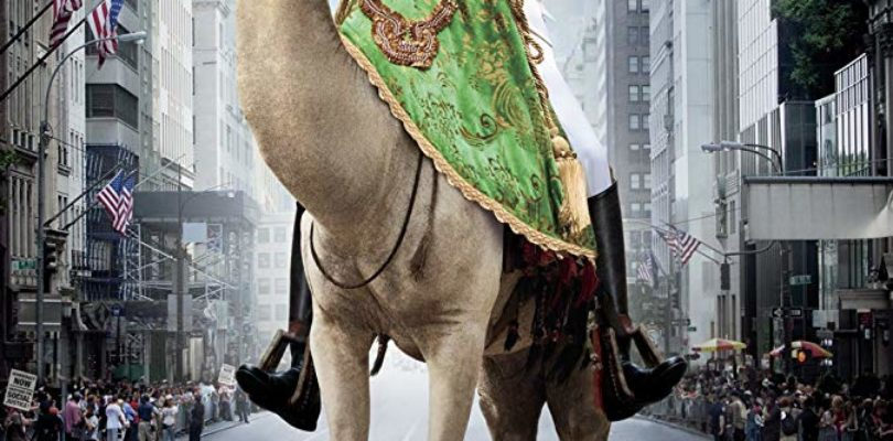 THE DICTATOR (2012) MOVIE REVIEW