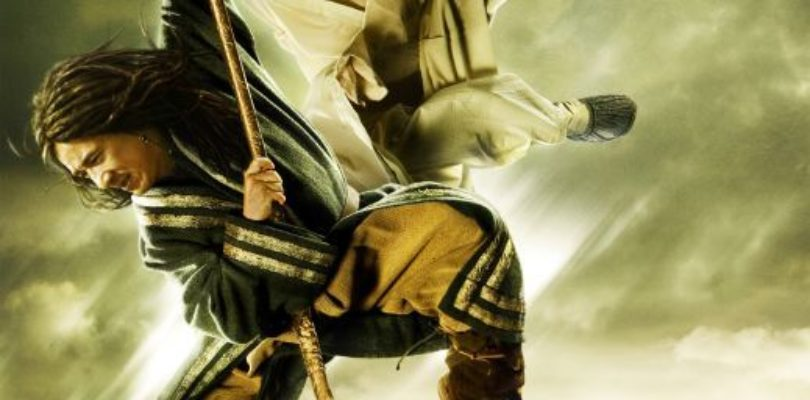 THE FORBIDDEN KINGDOM (2008) MOVIE REVIEW