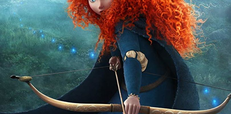 BRAVE (2012) MOVIE REVIEW