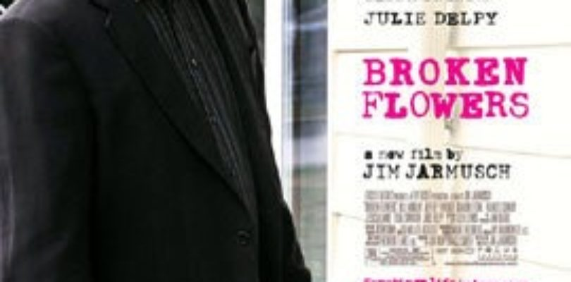 BROKEN FLOWERS (2005) MOVIE REVIEW