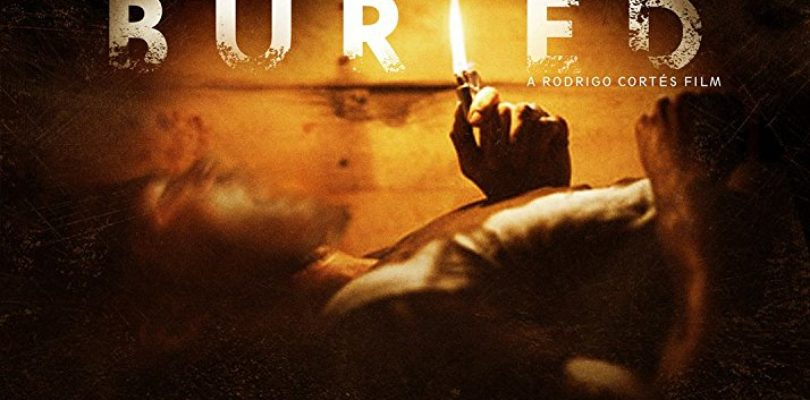 BURIED (2010) MOVIE REVIEW