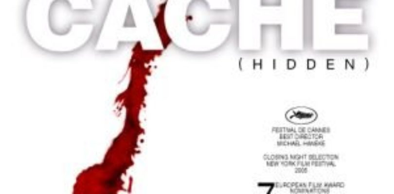 CACHE (2005) MOVIE REVIEW